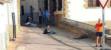 Tres fallecidos en una reyerta entre dos familias en Navarra