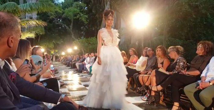 Marco & María: la alta costura llega al Jardín Botánico