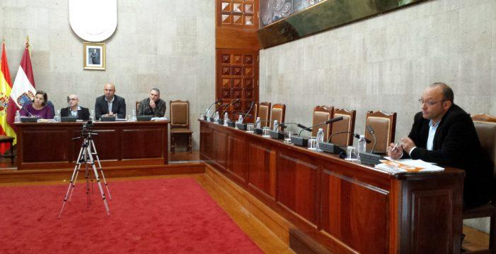 No se aprueba la moción del PSOE e IU sobre los vertidos en Granadilla por la 'espantada' de Ciudadanos
