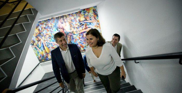 El Centro Cultural de la Villa de Candelaria presenta su remodelación
