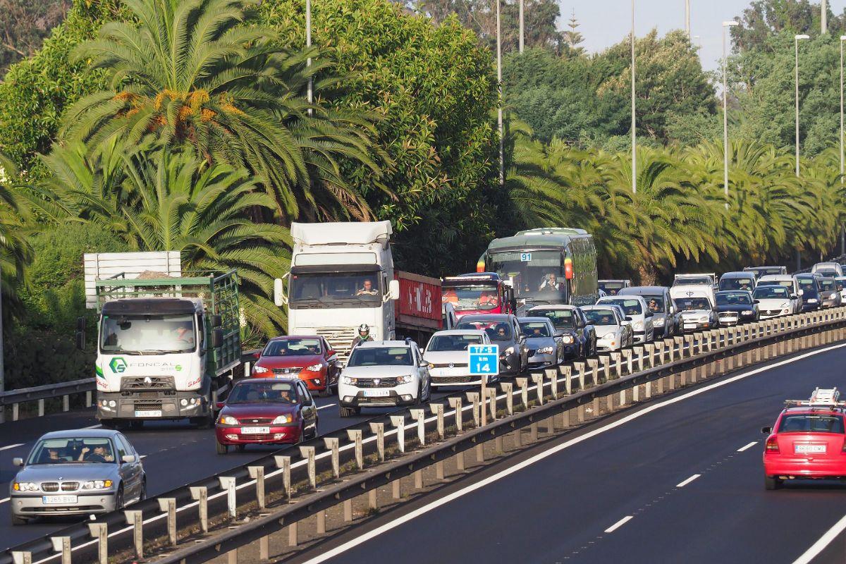 Colas autopista