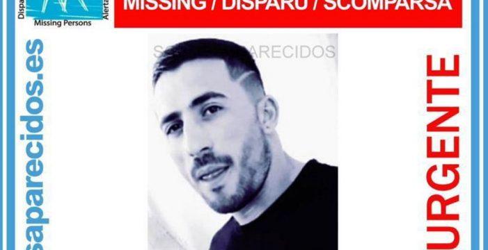 Buscan a Pablo, desaparecido en Santa Lucía de Tirajana desde el viernes