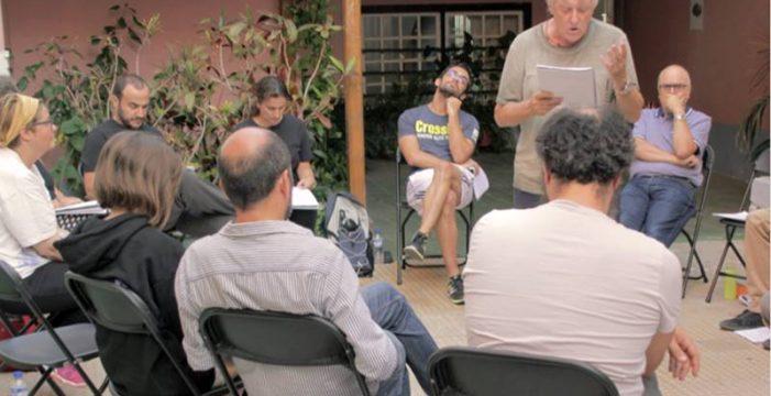 La primera obra de Antonio Tabares se estrenará en el Circo de Marte