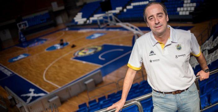 Vidorreta espera que la ACB pueda acabar su temporada
