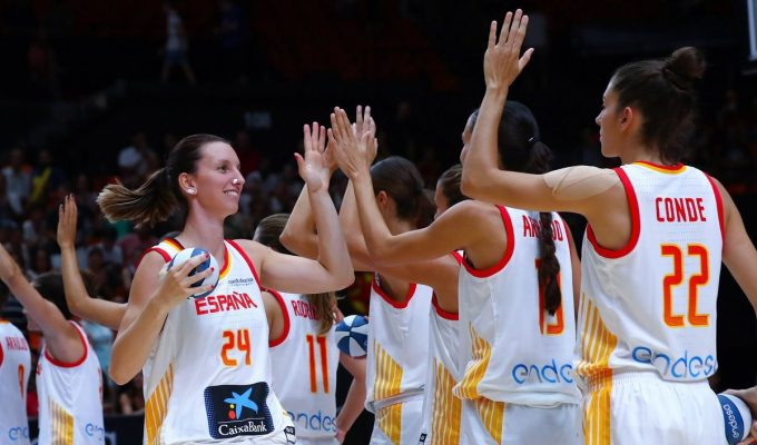 España gana a Australia en el último amistoso antes del debut mundialista (65-62)