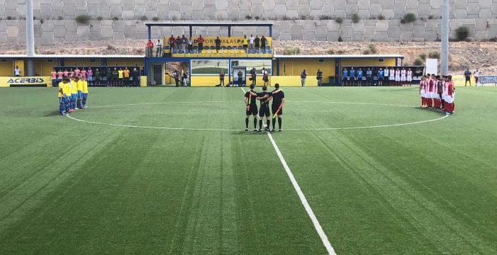 Pedro, el joven futbolista de la Unión Deportiva Las Zocas muerto hoy en la TF-1