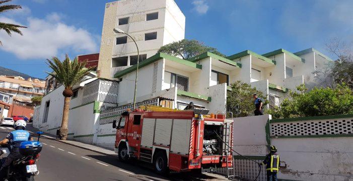 Vecinos de Las Caletillas exigen mayor seguridad en torno al hotel Tenerife Tour