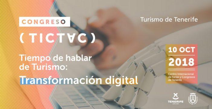 La transformación digital en el sector turístico, a estudio en el Congreso TICTAC
