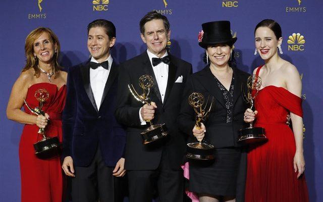 'La maravillosa Sra. Maisel' y 'Juego de tronos' mandan en los Emmy 2018