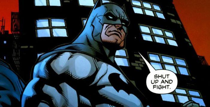 Batman muestra su miembro viril en el último cómic y Twitter enloquece