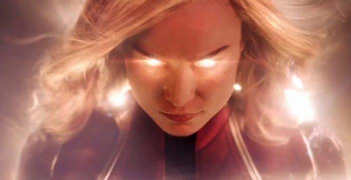"""Con todos ustedes, el imponente tráiler de Capitana Marvel: """"Te necesitamos"""""""