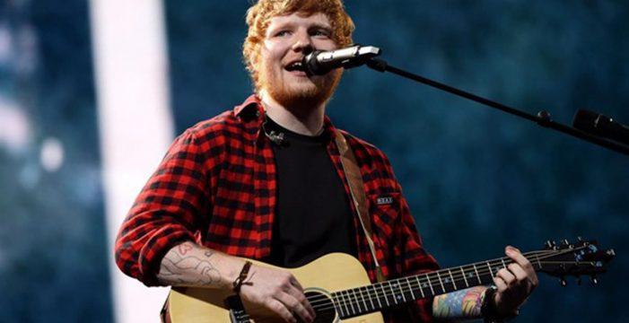 Ed Sheeran anuncia su visita doble a nuestro país