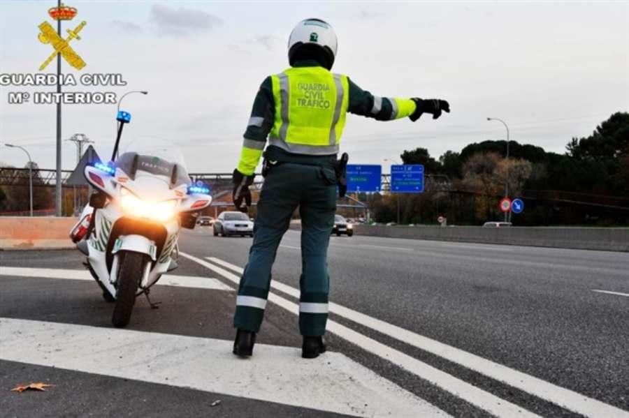 Control de tráfico. / EP