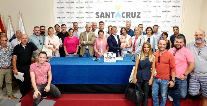 Casi 80 locales de restauración se unen en 'Degusta Santa Cruz' para potenciar la capital como destino gastronómico