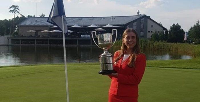 Celia, la golfista española de 22 años asesinada en EE.UU.