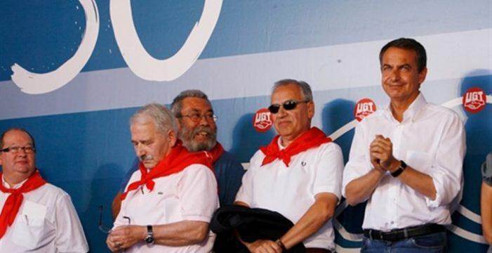 El exlíder sindical y exdiputado socialista Fernández Villa, condenado a 3 años de prisión por apropiación indebida