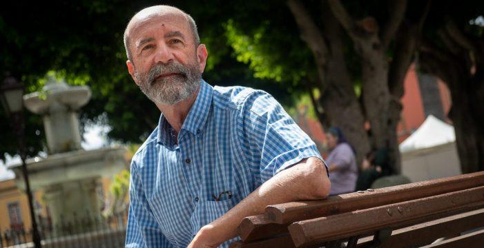 """Santiago Pérez: """"Antonio Doreste debe dimitir como presidente del Tribunal Superior de Justicia de Canarias"""""""