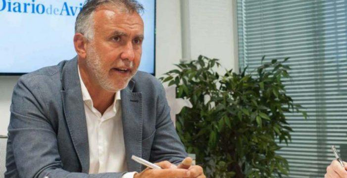 """Ángel Torres proyecta un Gobierno canario """"de izquierdas, progresista y social"""""""