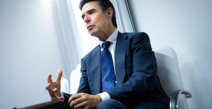 """Soria: """"No tenía que haber renunciado a mi plaza en el Banco Mundial, pero me lo pidió el presidente"""""""