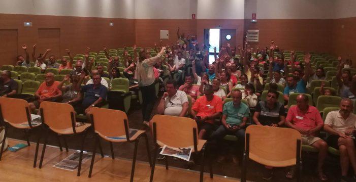 Barranco Hondo se vuelca ahora con los presupuestos comunitarios de Candelaria