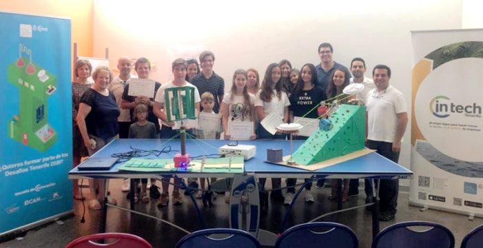 67 jóvenes participaron en los INlabs de verano resolviendo retos con recursos tecnológicos
