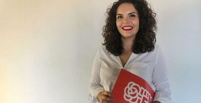 La joven abogada Jennifer Miranda, la gran sorpresa en las listas del PSOE en el Sur
