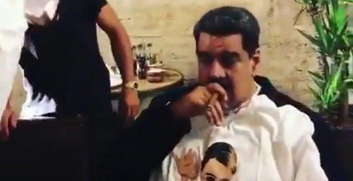 El banquete de Maduro en Turquía que indigna al mundo