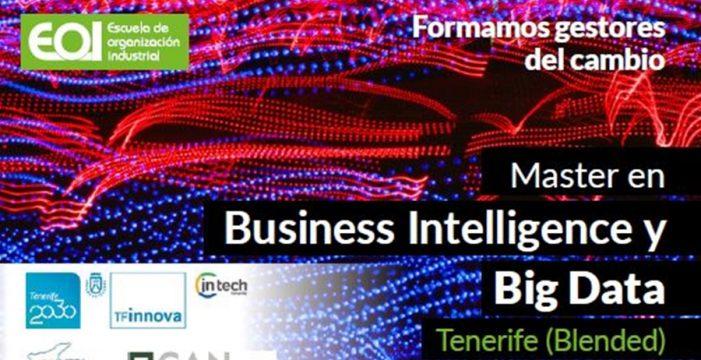 Masters y programas ejecutivos especializados bonificados de transformación digital y gestión empresarial