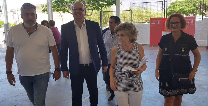 Carcedo insta a mejorar el sistema público de salud en Canarias