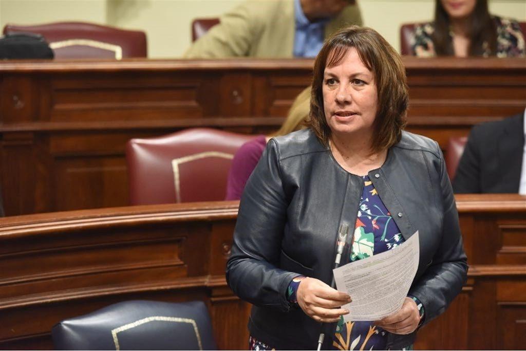 Soledad Monzón. / EP