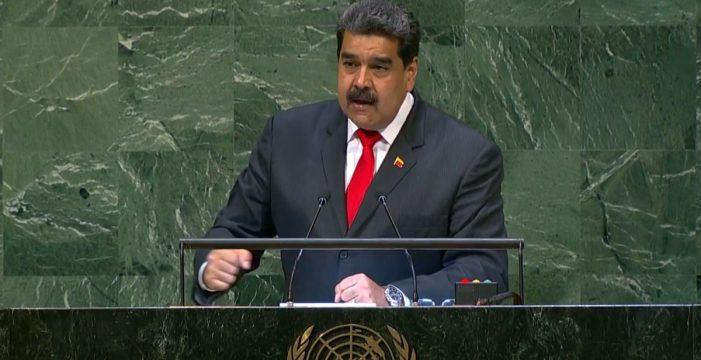 Maduro asegura que está dispuesto a dialogar con Trump