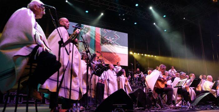 Los Sabandeños cantan desde Aguere al mundo