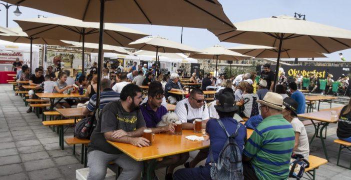 La Fiesta de la Cerveza más antigua de España, en el Puerto de la Cruz