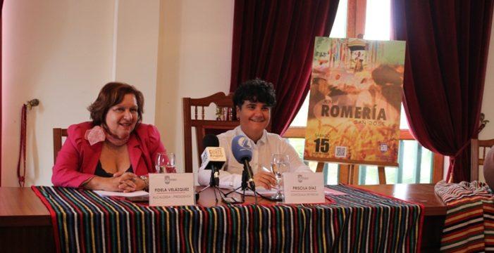La romería 'amable' de San José se celebra el sábado 15