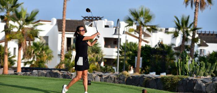 Hasta 61 deportistas se darán cita mañana en Amarilla Golf, en San Miguel de Abona. DA