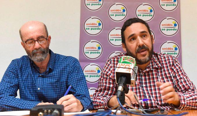 """Los denunciantes califican la comparecencia de Clavijo como """"propaganda"""" y """"pifia"""""""