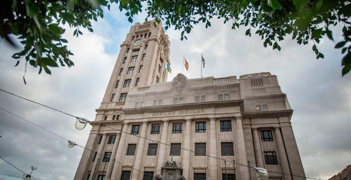 La rehabilitación del edificio anexo al Cabildo, por 8,9 millones