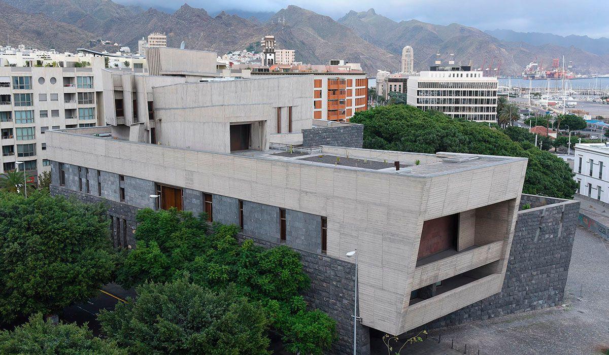 Sede de la Presidencia del Gobierno de     Canarias en Santa Cruz de Tenerife. Fran Pallero