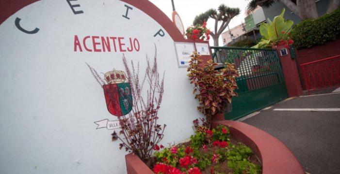 El alcalde apela a Clavijo ante el silencio sobre el CEIP Acentejo de La Matanza