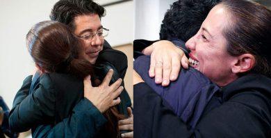 Pedro Martín y Patricia Hernández: el PSOE al que teme CC