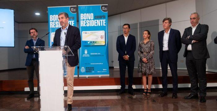 El bono 'barato' para residentes al precio de 47 euros reabre la polémica