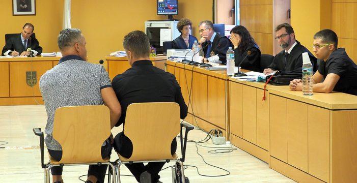 El jurado popular declara culpable a Dino, acusado de matar a su madre