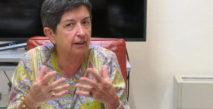 La delegada del Gobierno en Cataluña es partidaria del indulto a los golpistas