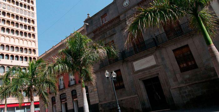 La obra de la primera fase del Palacio de Carta en Santa Cruz se licita en octubre