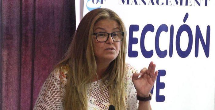 Tropicana se querella contra la directora general de Comercio, Ángeles Palmero