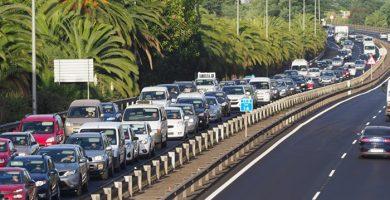 Vuelven los atascos: la peor pesadilla de la Autopista del Norte