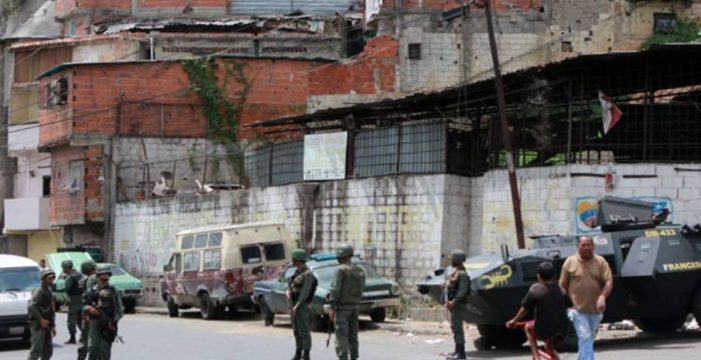 El Estado y la violencia, dos caras de la misma moneda en Venezuela
