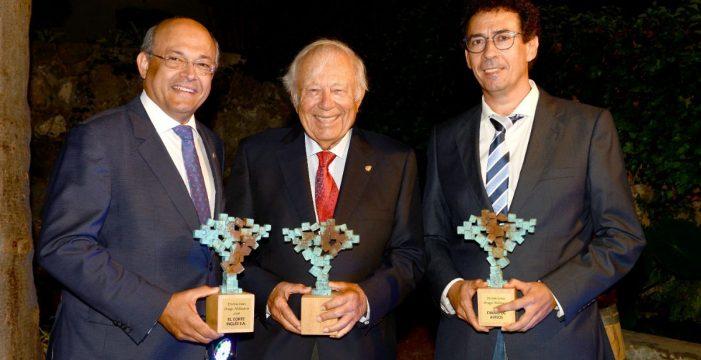"""Icod ensalza la """"grandeza"""" con los Premios Drago Milenario"""