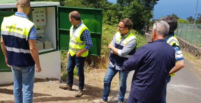 Inversión de 300.000 euros para mejorar el servicio y la red de agua en La Orotava