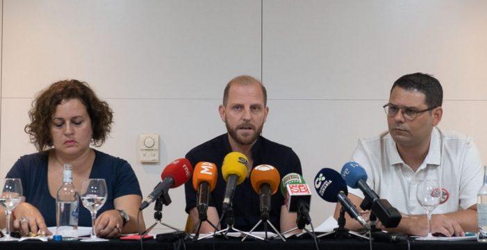 Trabajadores de Urgencias de La Candelaria piden una investigación por el incendio